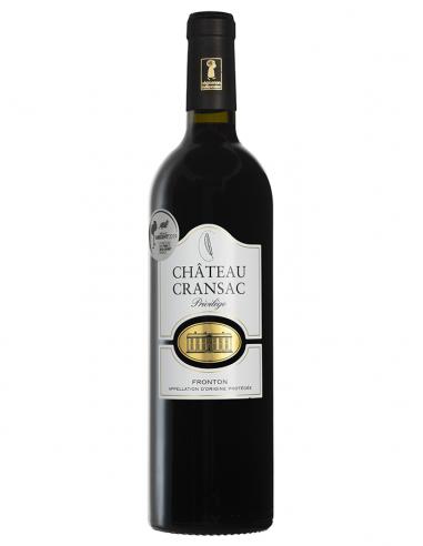 Vin Rouge : Château Cransac Tradition...