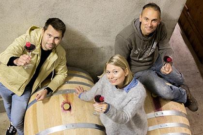 Découvrez la production du Château Bouissel