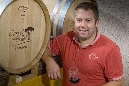 Découvrez les vins du Château Carrol de Bellel