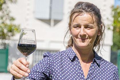 Découvrez l'ensable des vins du Château des Peyraux