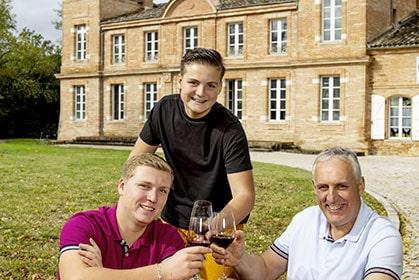 Découvrez l'ensable des vins du G.Sica - Les Vignerons du Secret