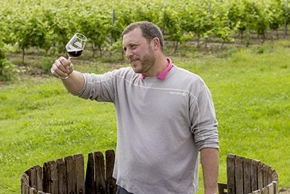 Découvrez l'ensable des vins du Domaine de Lescure