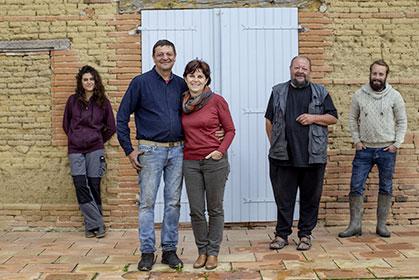 Découvrez l'ensable des vins du Domaine Le Roc