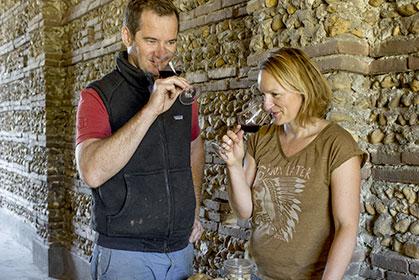 Découvrez les vins du Château La Colombière